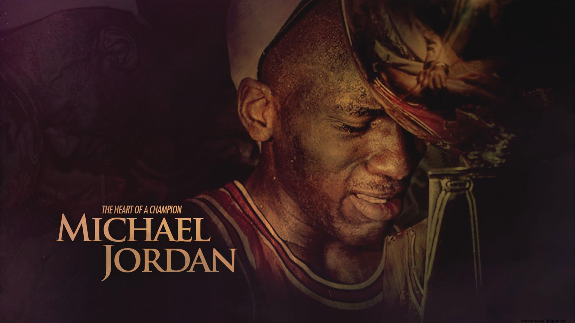 Michael Jordan Wallpaper 1080p: Michael Jordan Wallpaper Xbox One