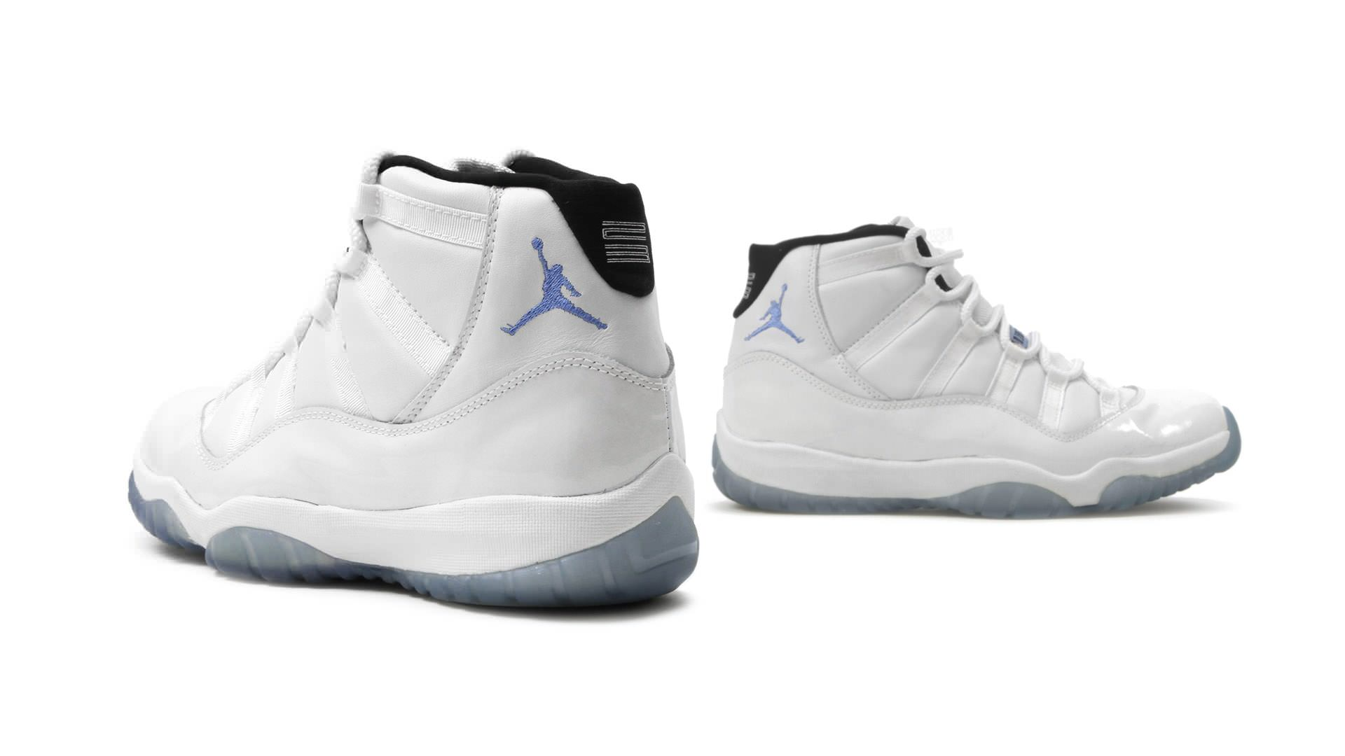 NIKE AIR JORDAN XI COLUMBIA WALLPAPER 1920 1920x1080