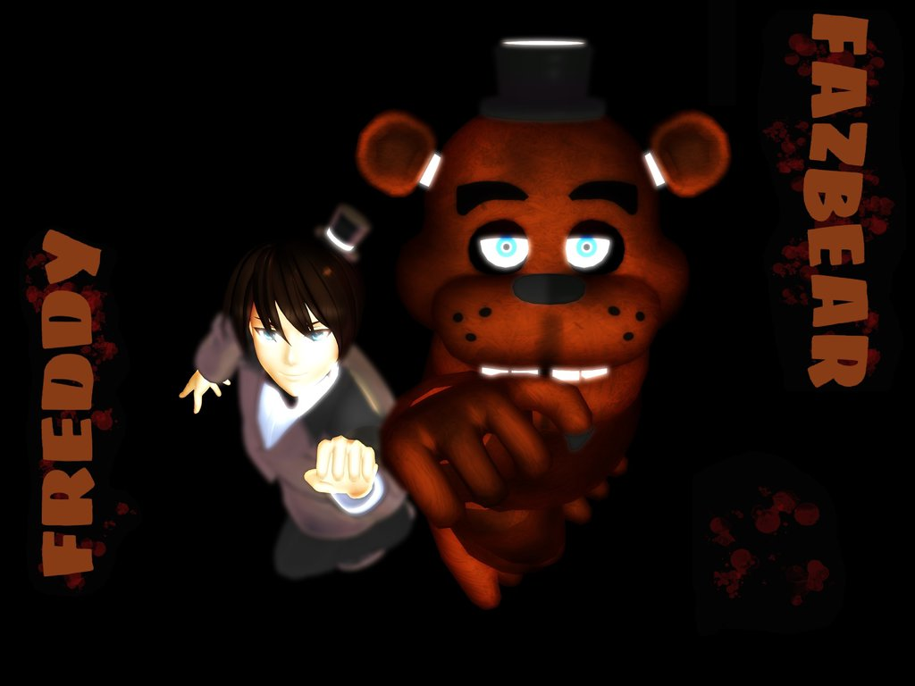 FNaF Freddy Fazbear Fnaf Wallpaper View Original [Updated on 05 1024x768