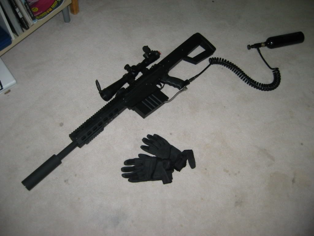 Tippman M107 from OPSGEAR   Paintball Related Issuses   Airsoft Forum 1024x768