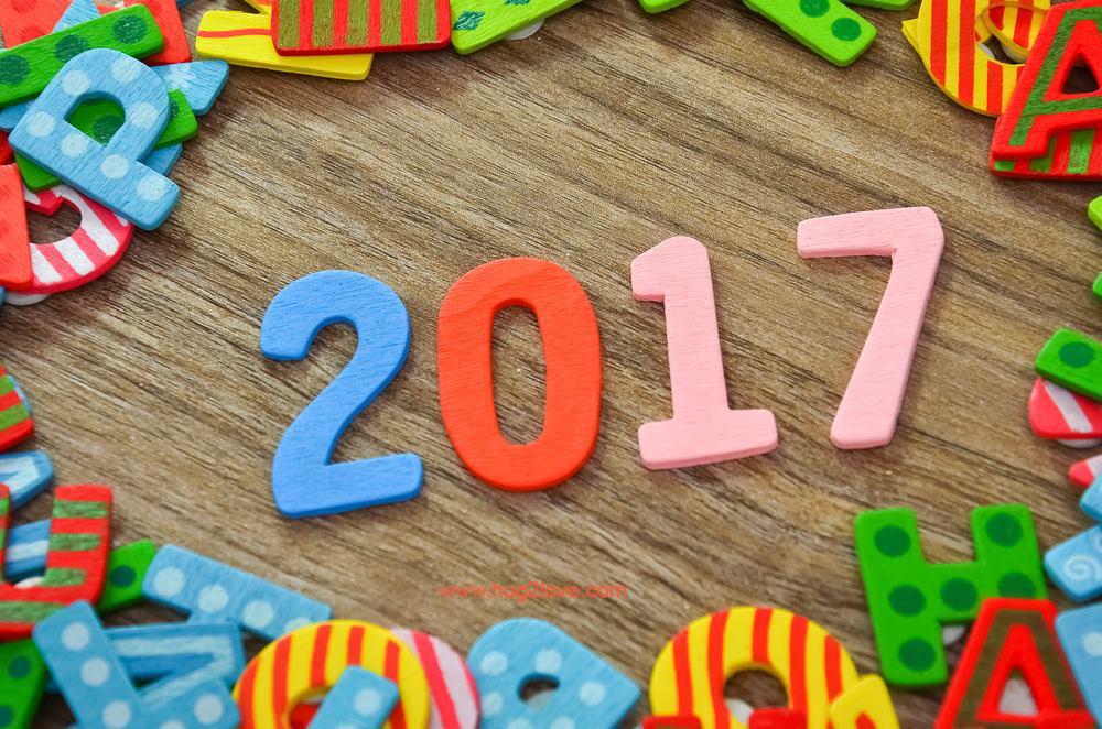 2017 Happy New Year Wallpaper colorful   Happy New Year 2020 1000x662