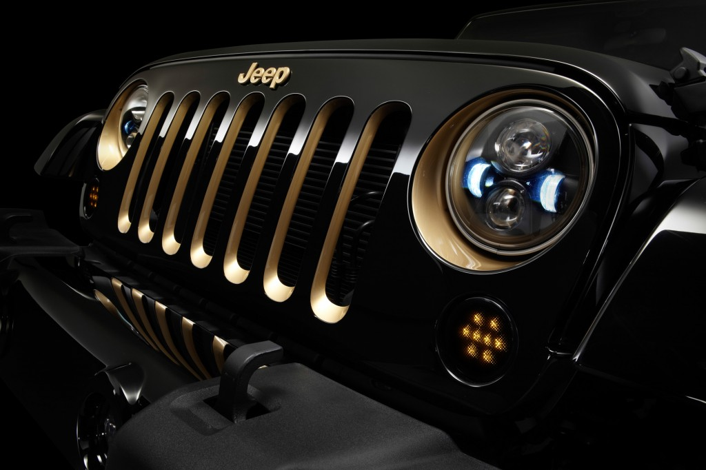 2014 Jeep Wrangler Dragon Edition Roaring Into Showrooms This Fall 1024x682