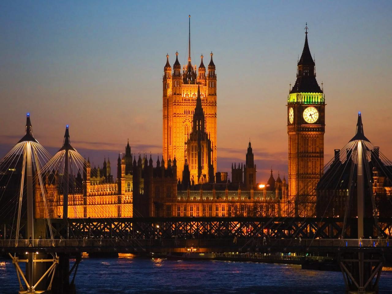 42 Big Ben London England Wallpaper On Wallpapersafari