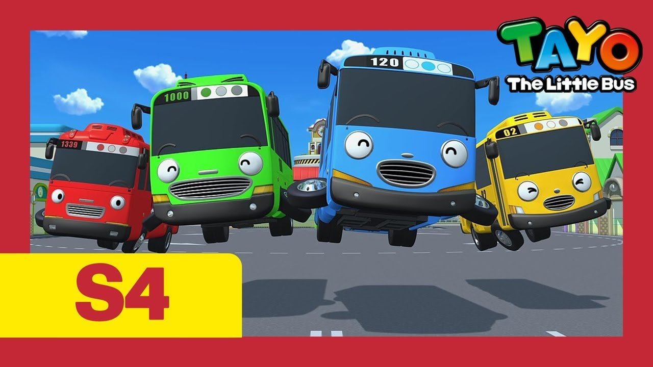 92 ] Tayo The Little Bus Wallpapers On WallpaperSafari