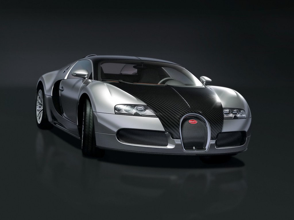 Cool Cars Bugatti Veyron Wallpapers 1024x768