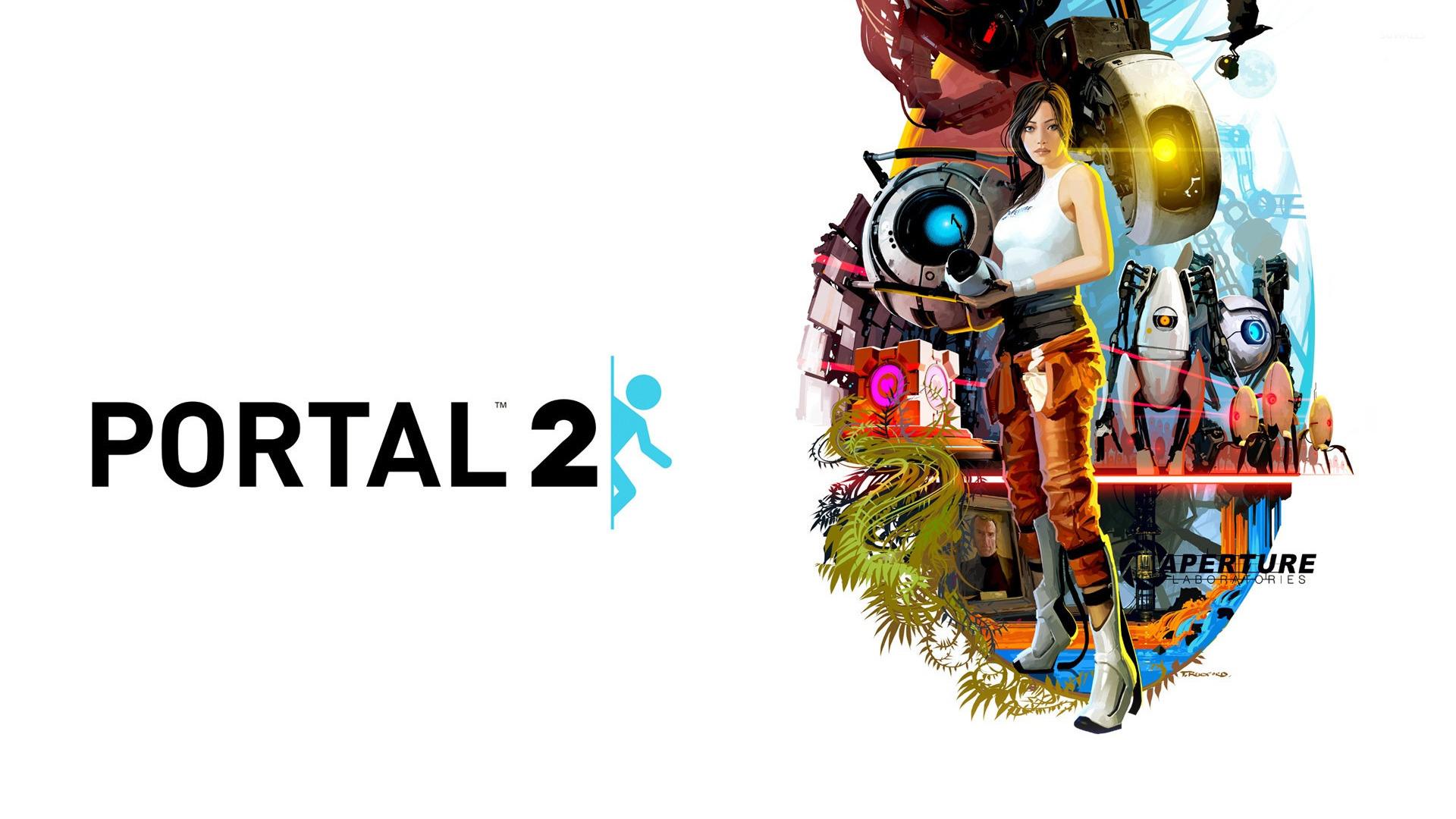 Portal 2 wallpaper   Game wallpapers   15265 1920x1080