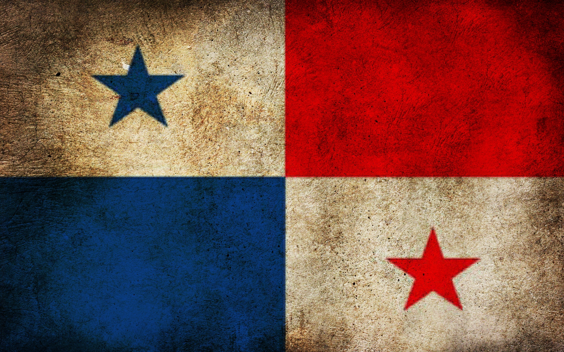 Panama Flag Mud Texture   Stock Photos Images HD Wallpaper 1920x1200