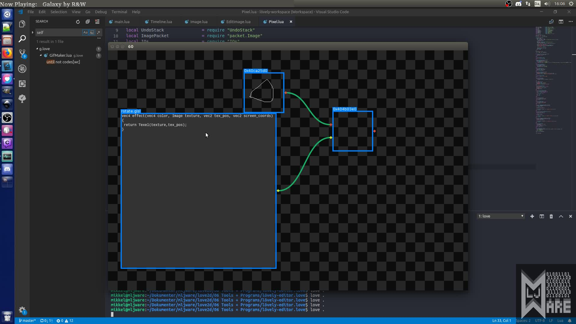 MLJWare   lvely editor A do it all editor for programming and 1920x1080