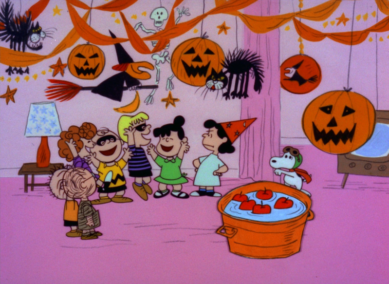 Rant 31 Days of Halloween Its the Great Pumpkin Charlie Brown 799x583
