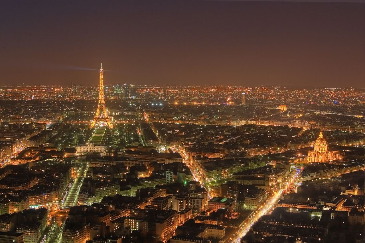 City night time wallpapers wallpapersafari for Paris night time
