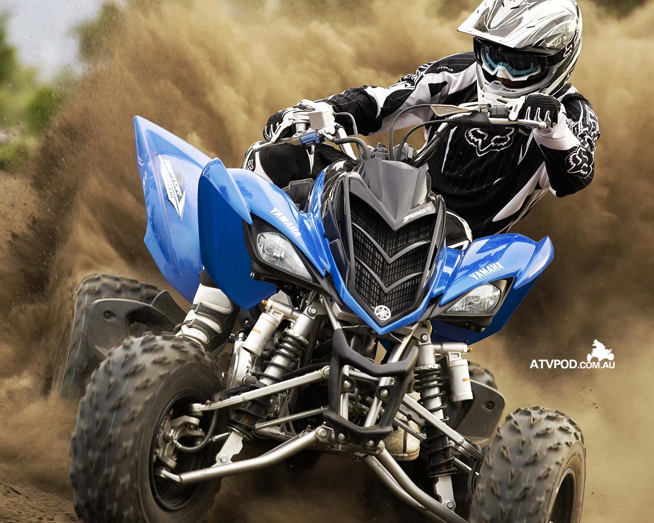 Yamaha Atv Wallpaper 7604 Hd Wallpapers in Bikes   Imagescicom 1280x1024