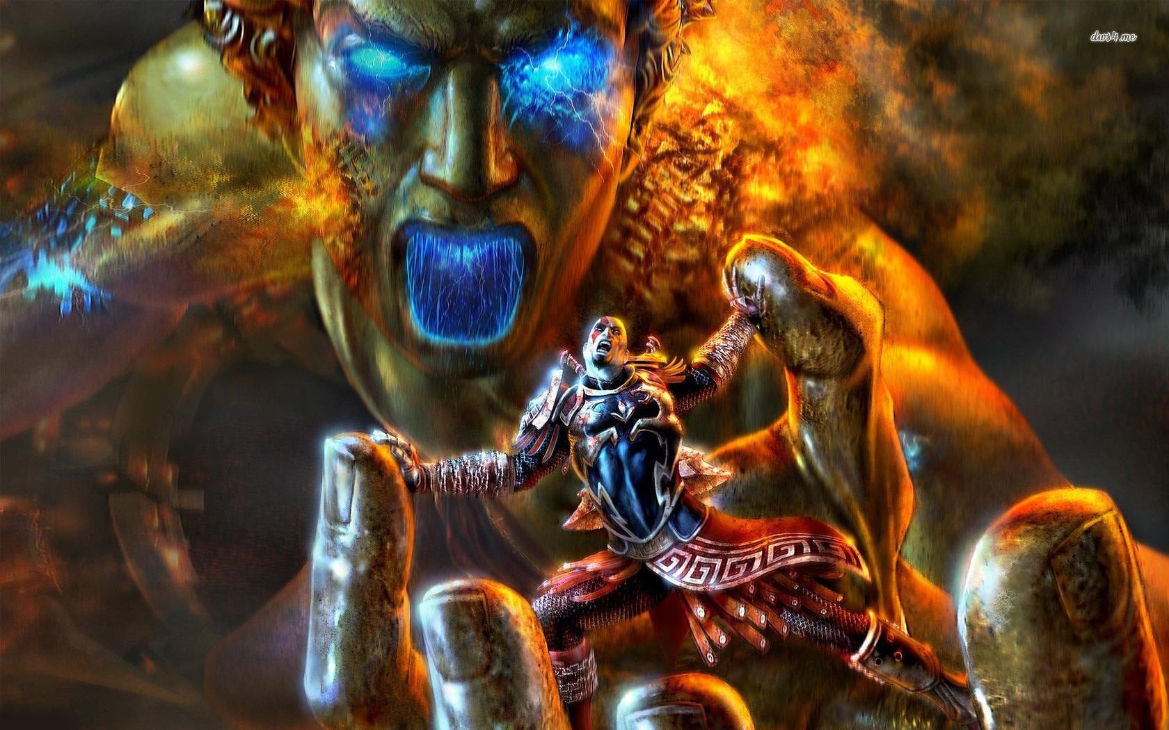 15+ God Of War Game 4K Wallpaper Pics