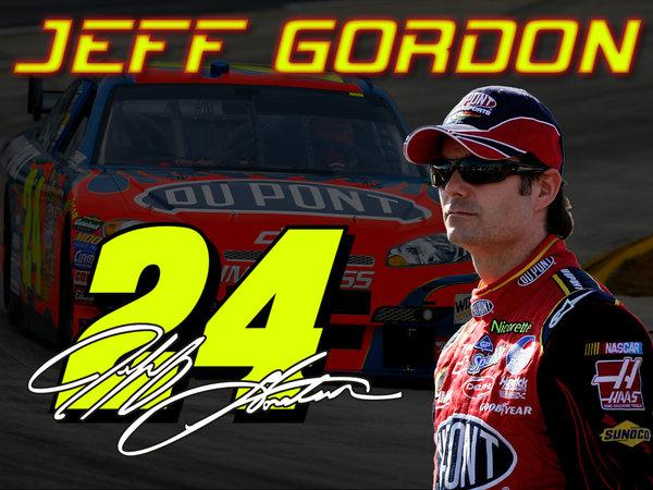 Jeff Gordon Dupont 24 by stunod91 600x450
