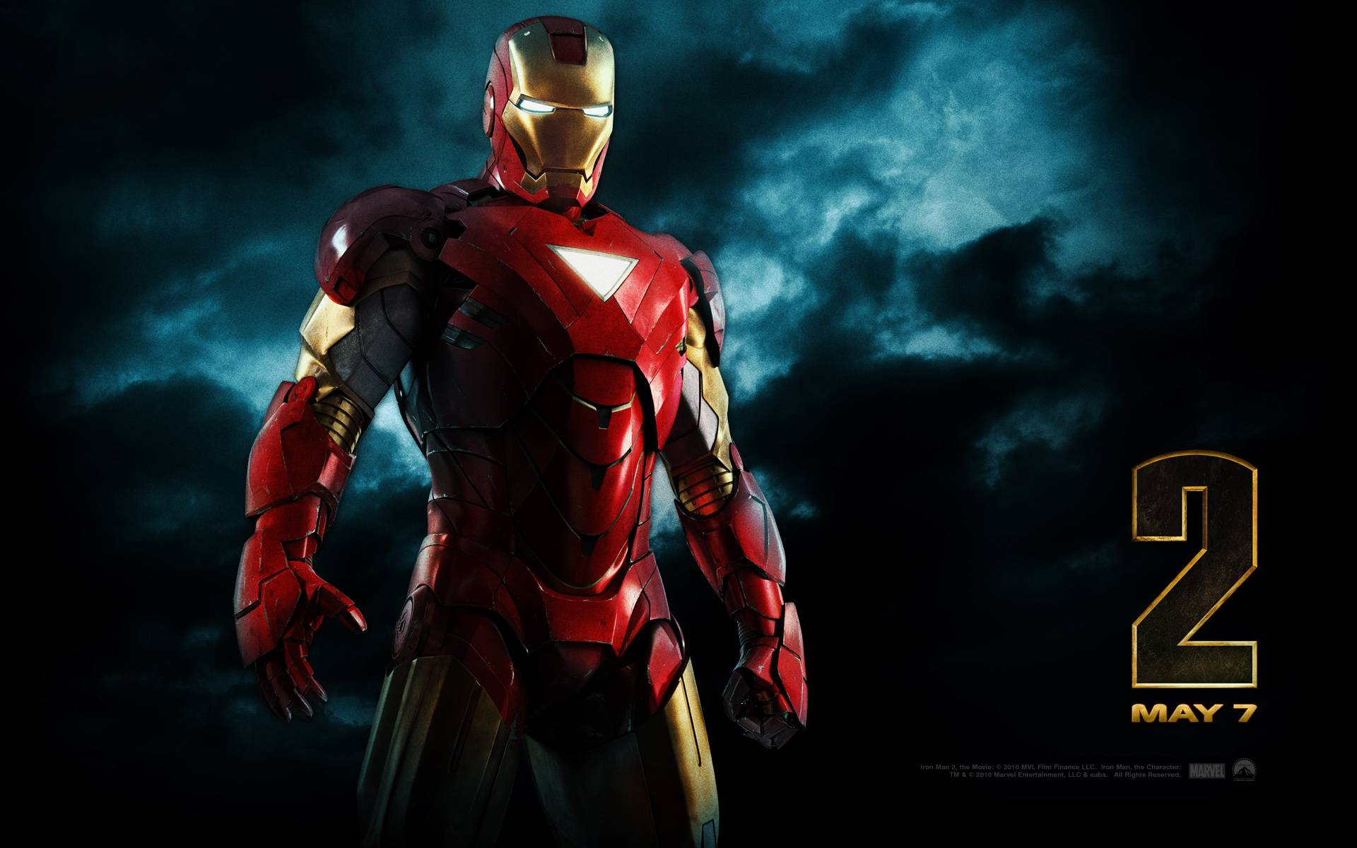 2010 Iron man 2 Wallpapers HD Wallpapers 1920x1200