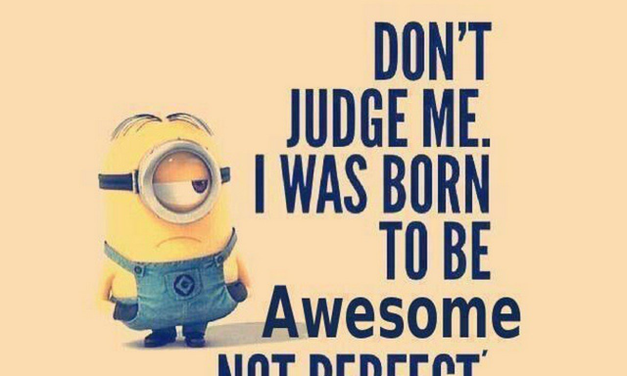Minions Wallpaper With Quotes 1280x768