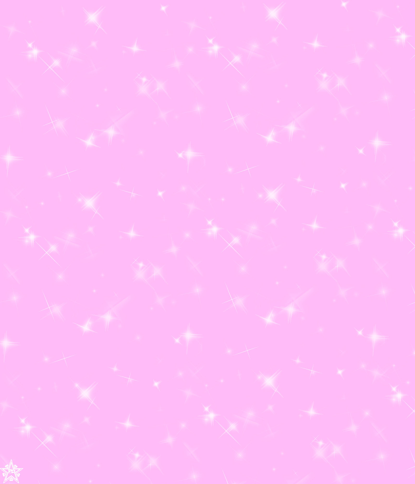 Baby Pink Glitter Wallpaper - WallpaperSafari