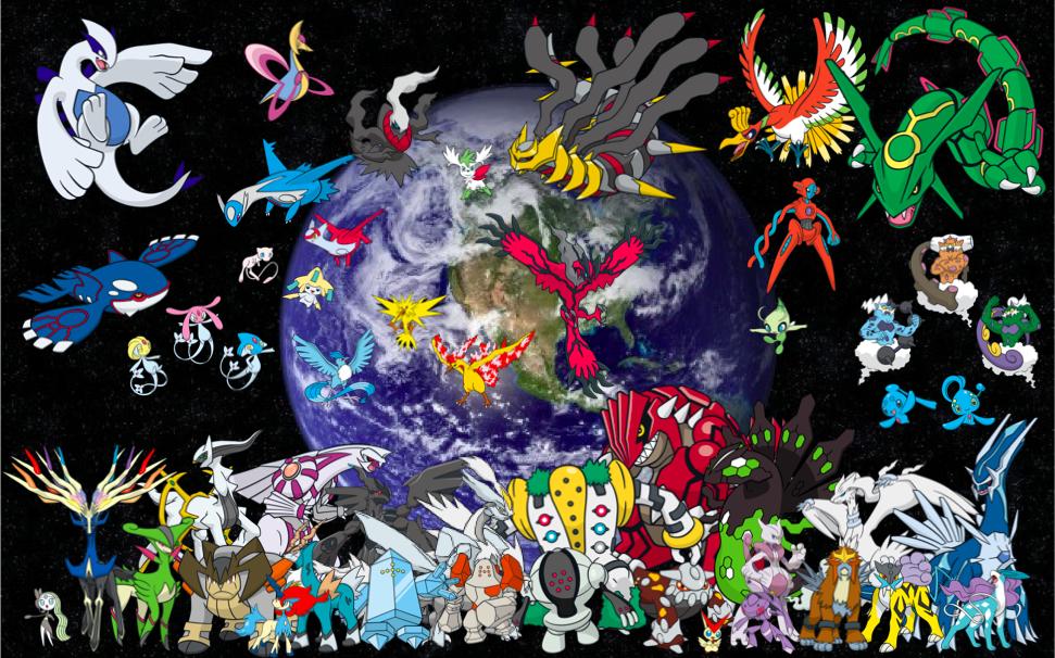 Legendary Pokemon by DarkKnight215 971x606