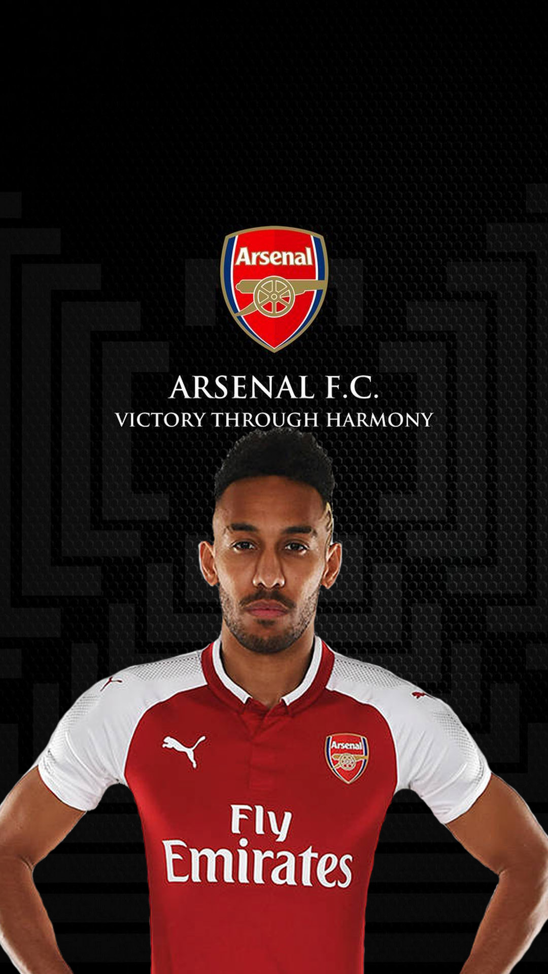 Pierre Emerick Aubameyang Arsenal Wallpaper Android   2019 Android 1080x1920