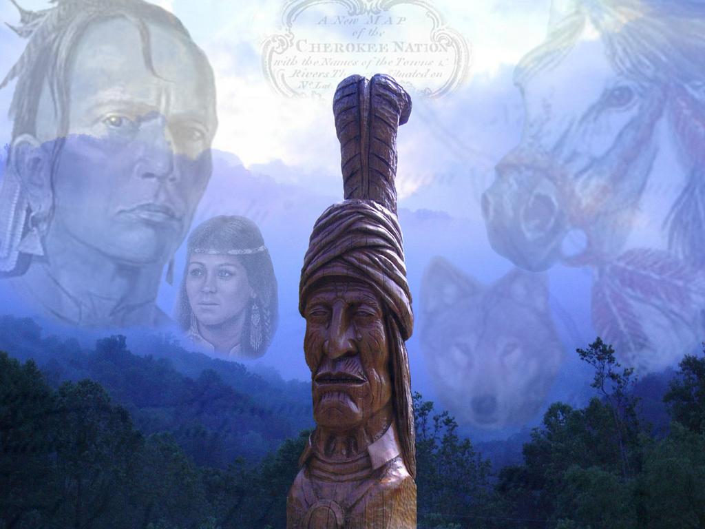 cherokee indian wallpaper download the free cherokee indian 1024x768