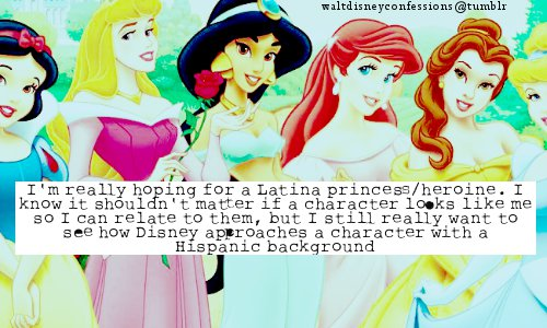 want to see how Disney approaches a character Hispanic background 500x300