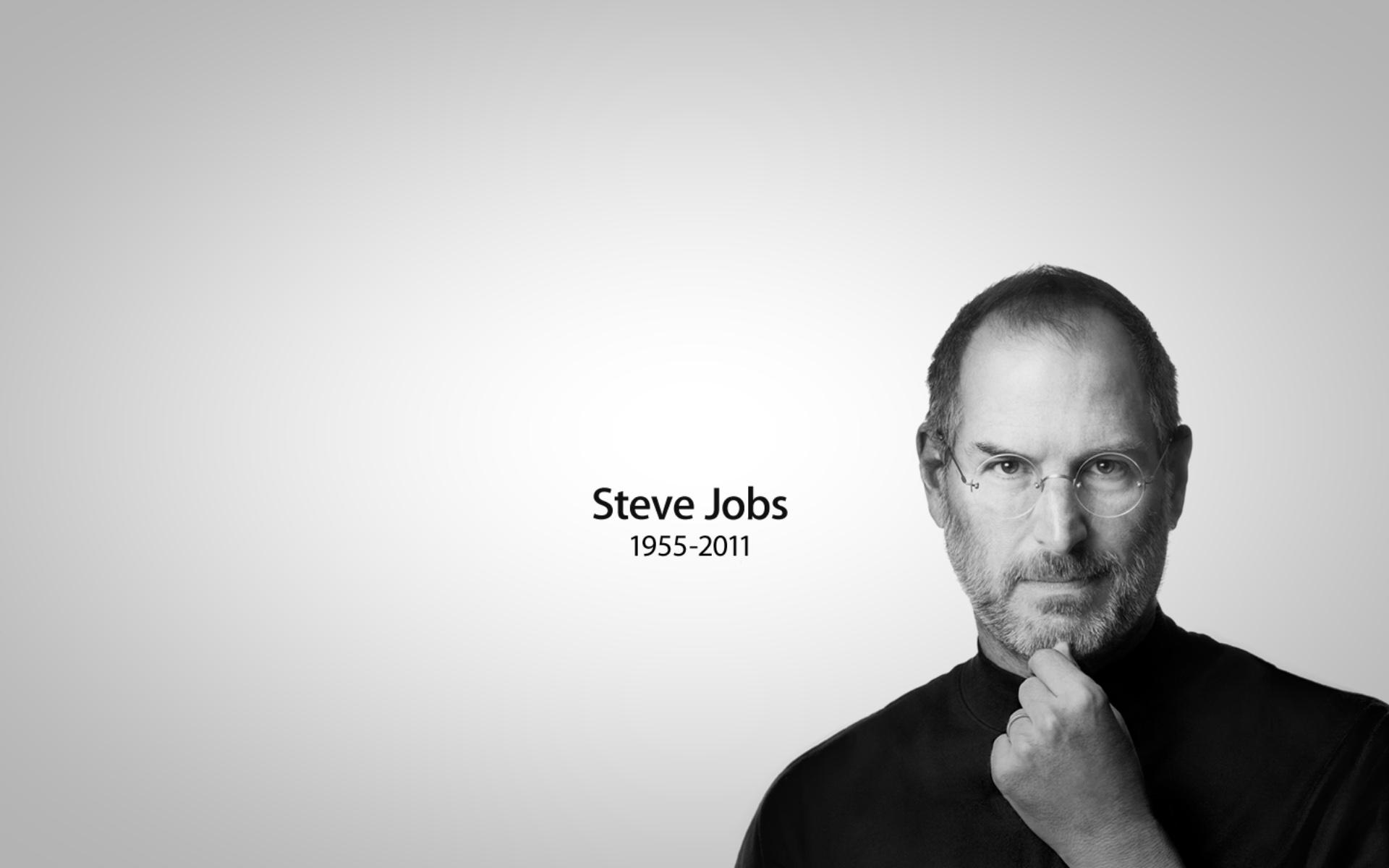 Steve Jobs Wallpapers HD Wallpapers 1920x1200