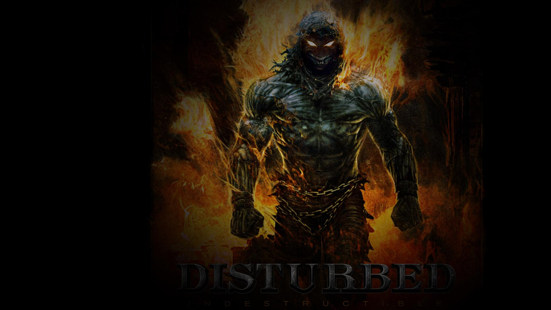 Disturbed Band   wallpaper 1920x1080