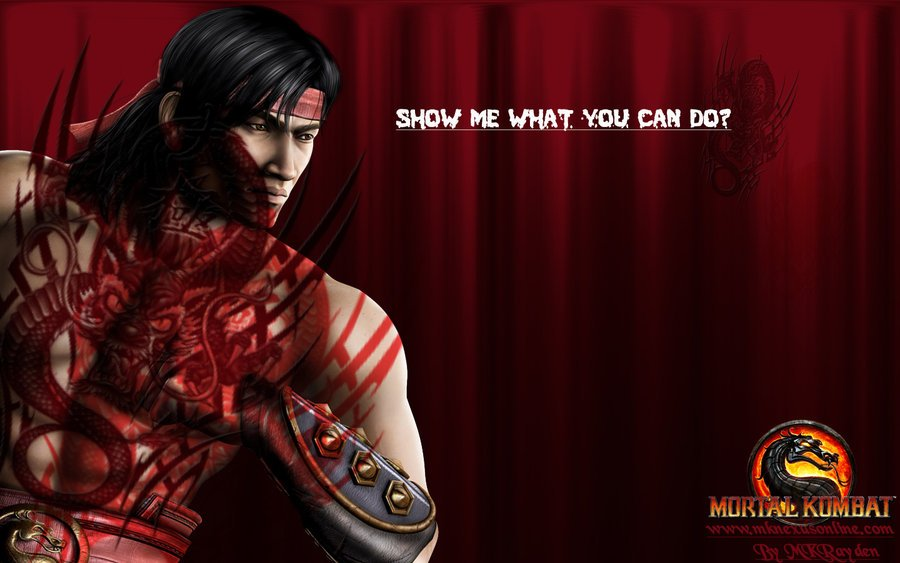 Mortal Kombat Liu Kang Wallpaper Wallpapersafari