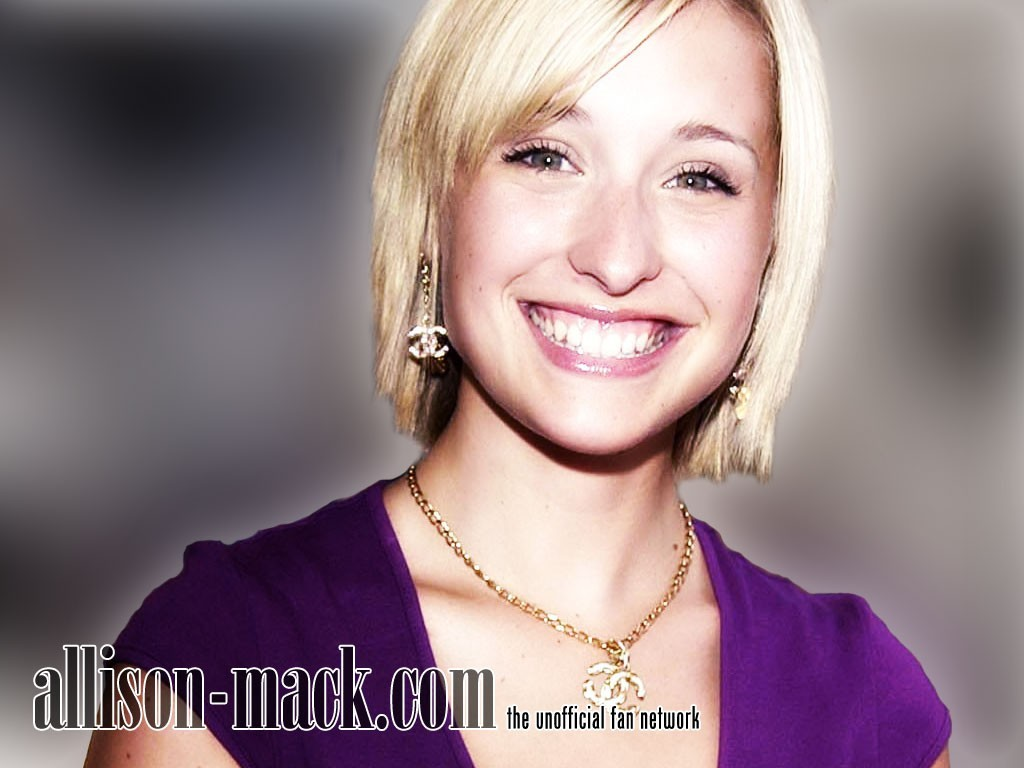 Allison Mack   Allison Mack Wallpaper 178575 1024x768