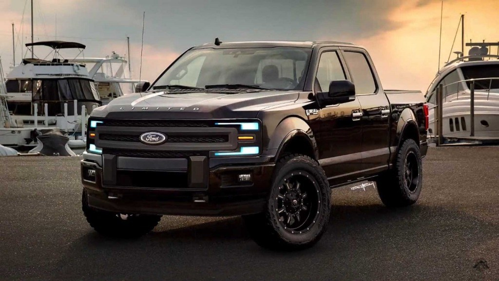 2021 Ford F 150 News Pics Hybrid Upgrades and Release Date 1024x576