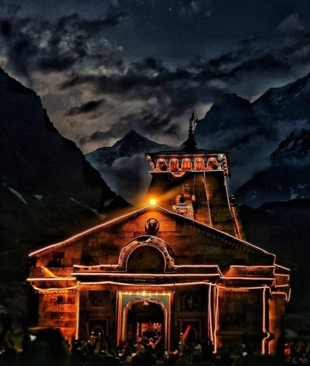 Kedarnath is a town in the Indian state of Uttarakhand and has 1080x1275