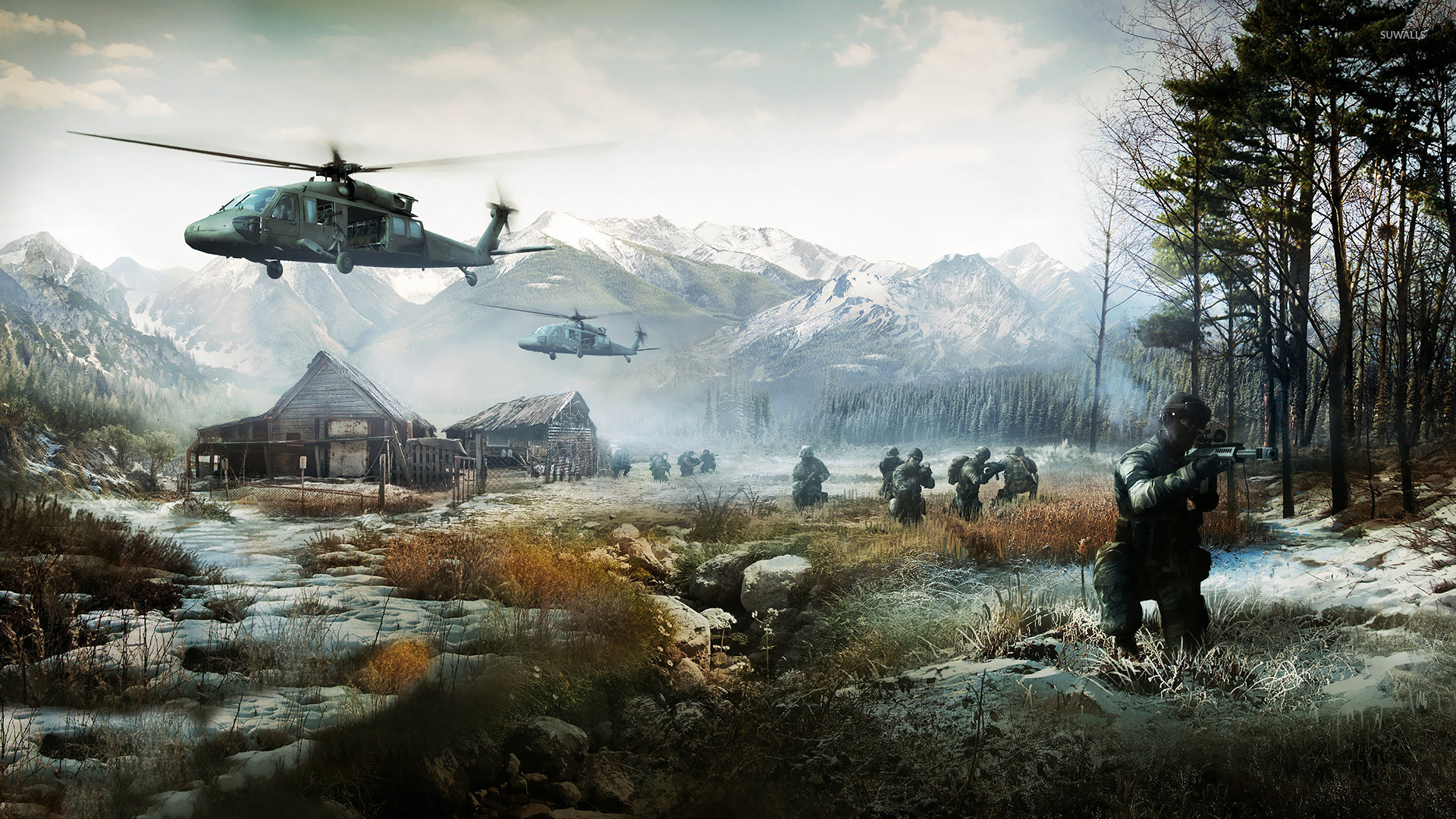 helicopter backgrounds with 1920x1080 Hd Wallpapers Battlefield 4 on Soft Wallpapers moreover Big as well Eurocopter Ec 120 moreover Mh 53 Pave Low Helicopter Wallpapers moreover A 10 Thunderbolt Wallpaper Hd.