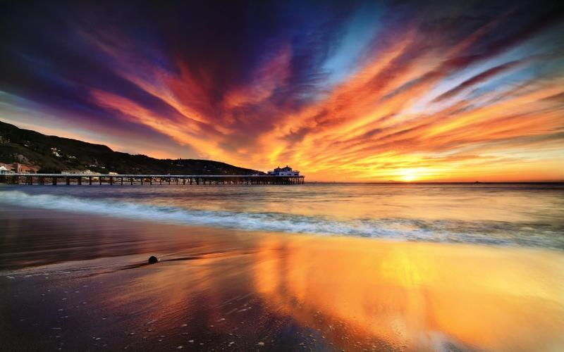 sunrisesunset sunset sunrise clouds nature beach photography 800x500
