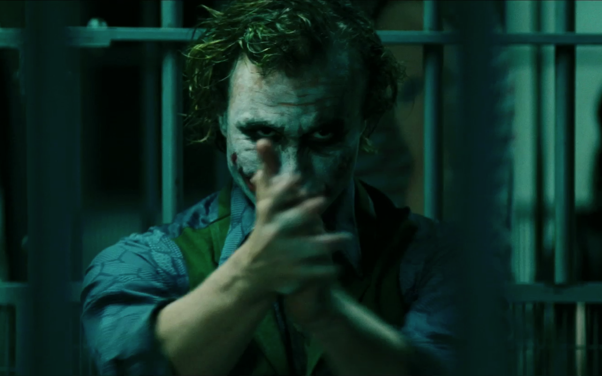 Download The Joker   The Dark Knight wallpaper 1229x768