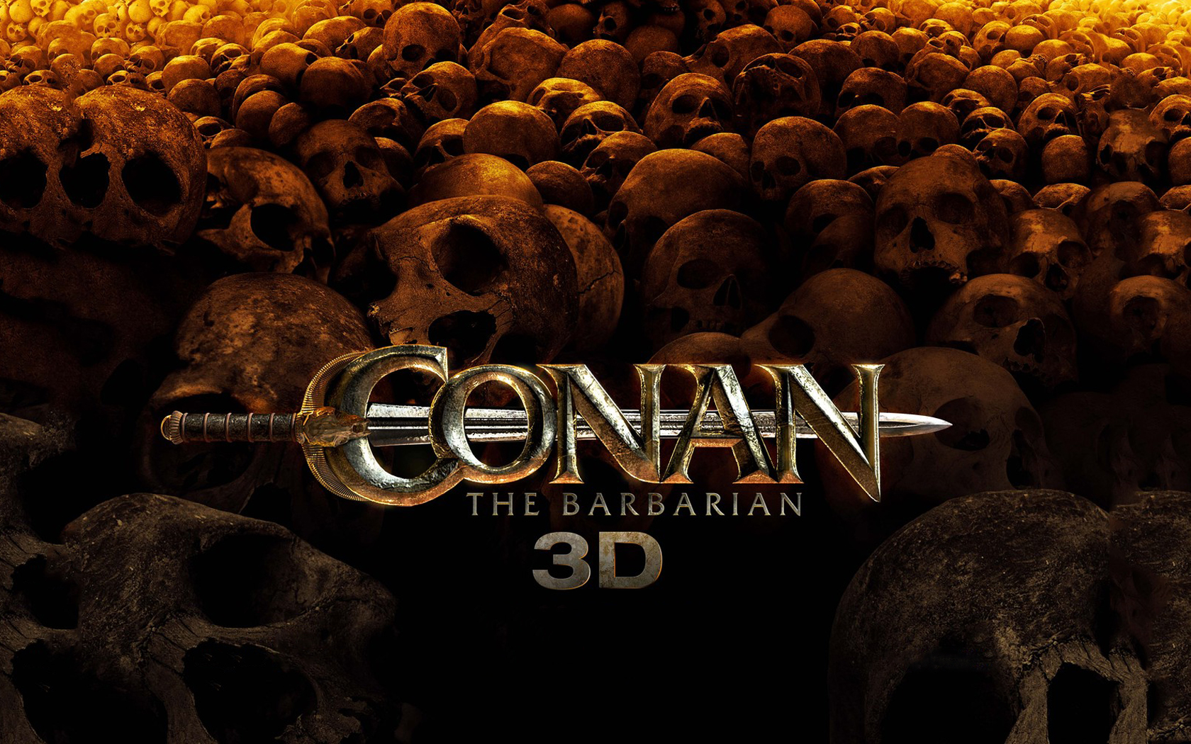 Exclusive Conan The Barbarian 3D Wallpapers   Movie Wallpapers 1680x1050