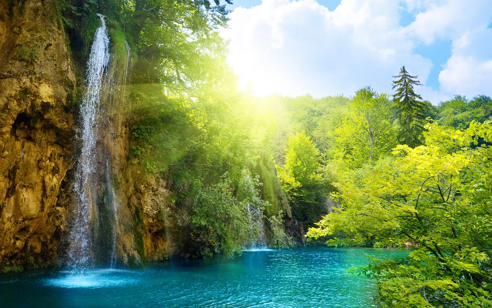 Hd NatureHd wallpaper beautiful nature ON SOFT 1600x1000