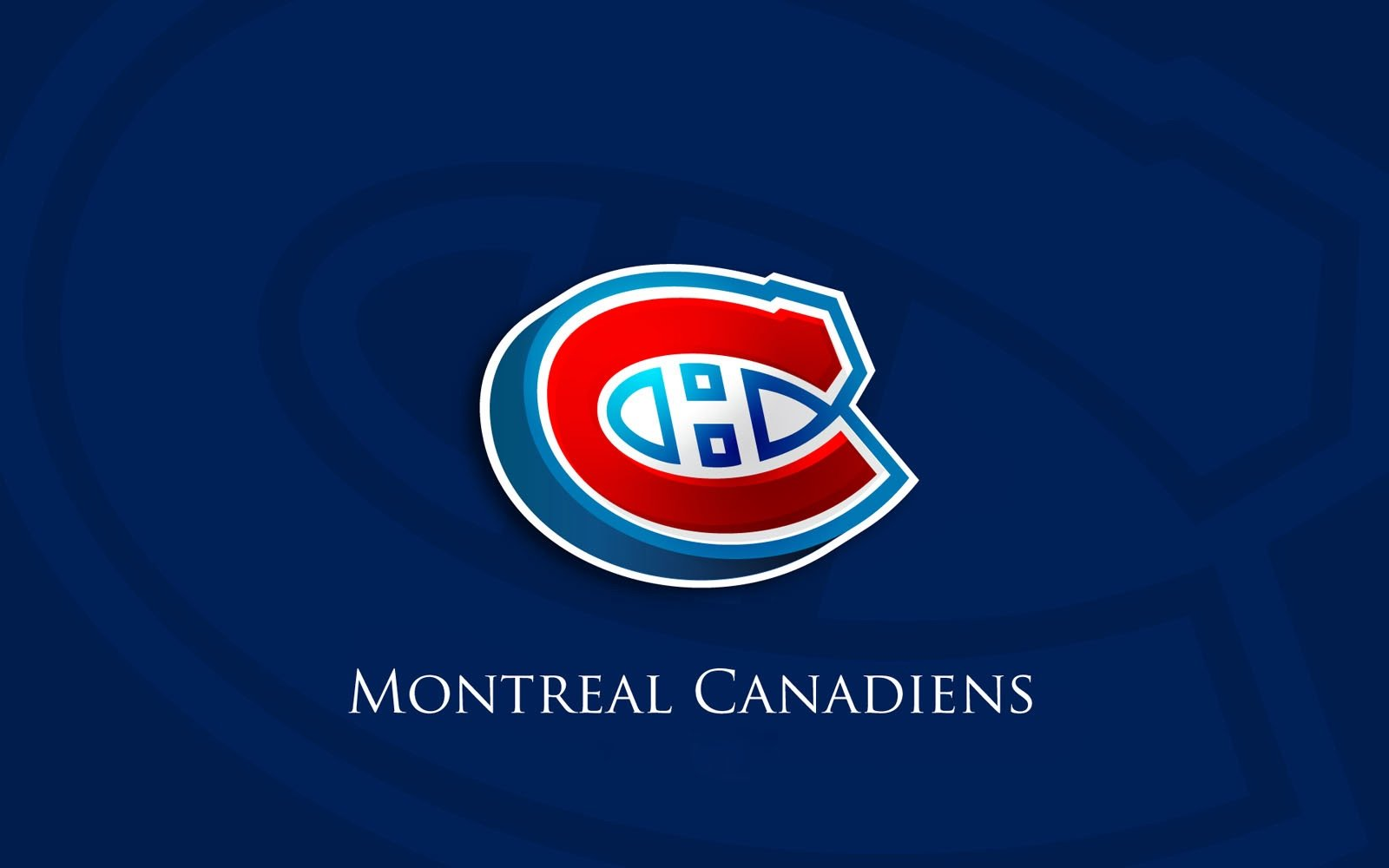 Tag Montreal Canadiens Wallpapers Backgrounds Photos Images and 1600x1000