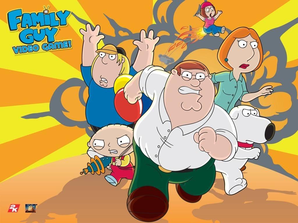 Family Guy Wallpaper18 Family Guy desktop wallpaper 1024x768