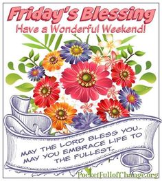 Friday Blessings Friday Pinterest Blessings Friday 236x263