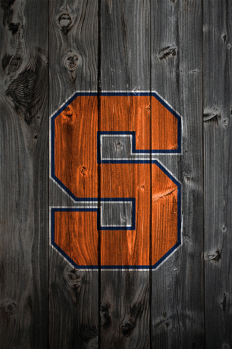 Syracuse Orange Wood iPhone 4 Background Flickr   Photo Sharing 333x500