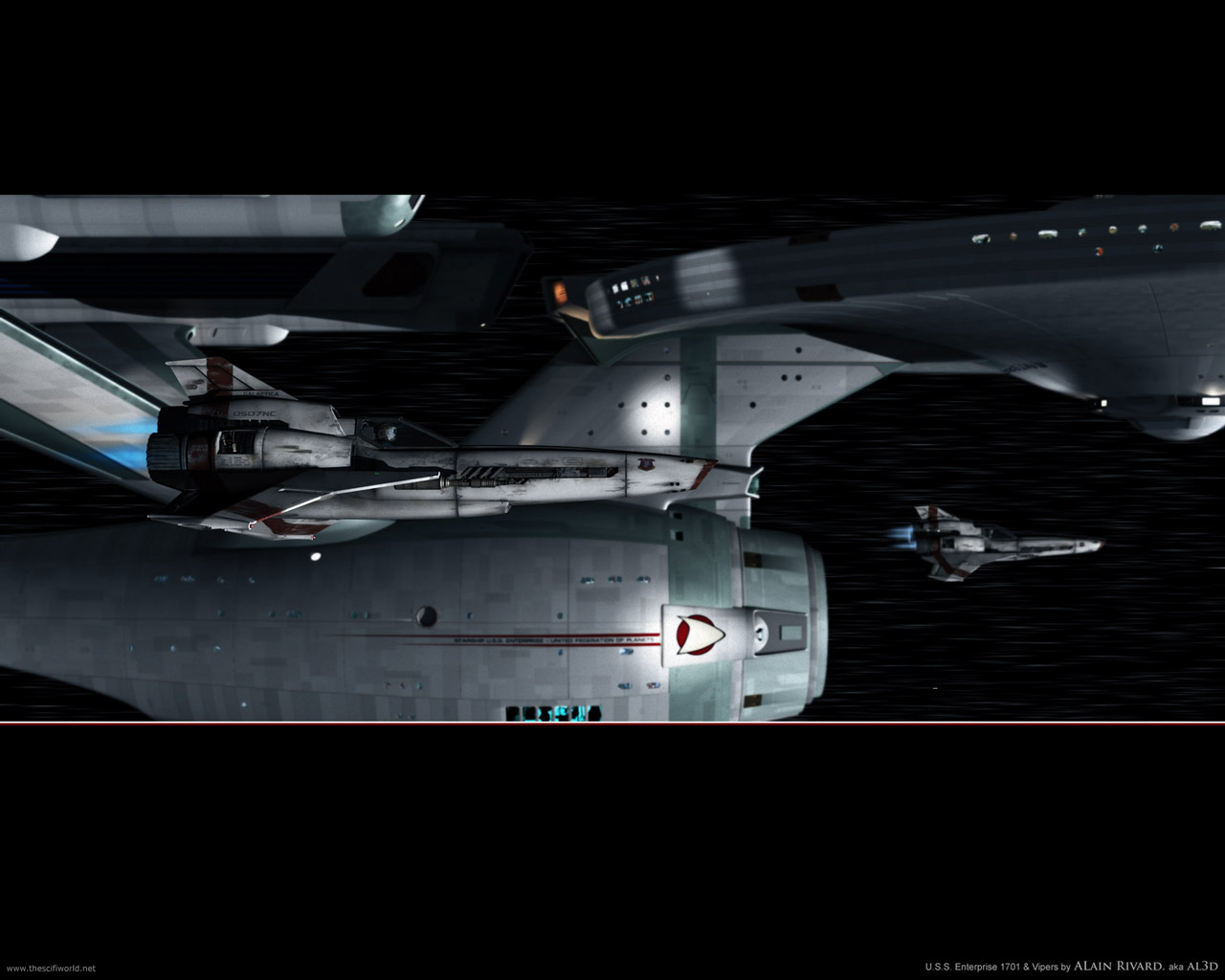Science Fiction wallpapers wallpaper images TV shows sci fi pictures 1280x1024