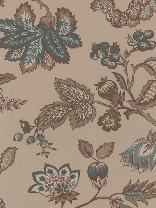 Paisley and Jacobean Paisley Wallpapers and Damasks 600x800