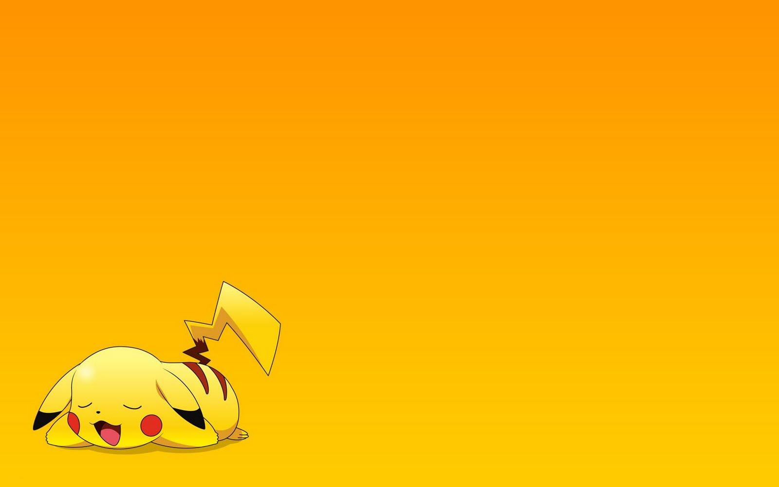 Pokemon HD Wallpaper Pikachu wwwvvallpapernetjpg 1600x1000