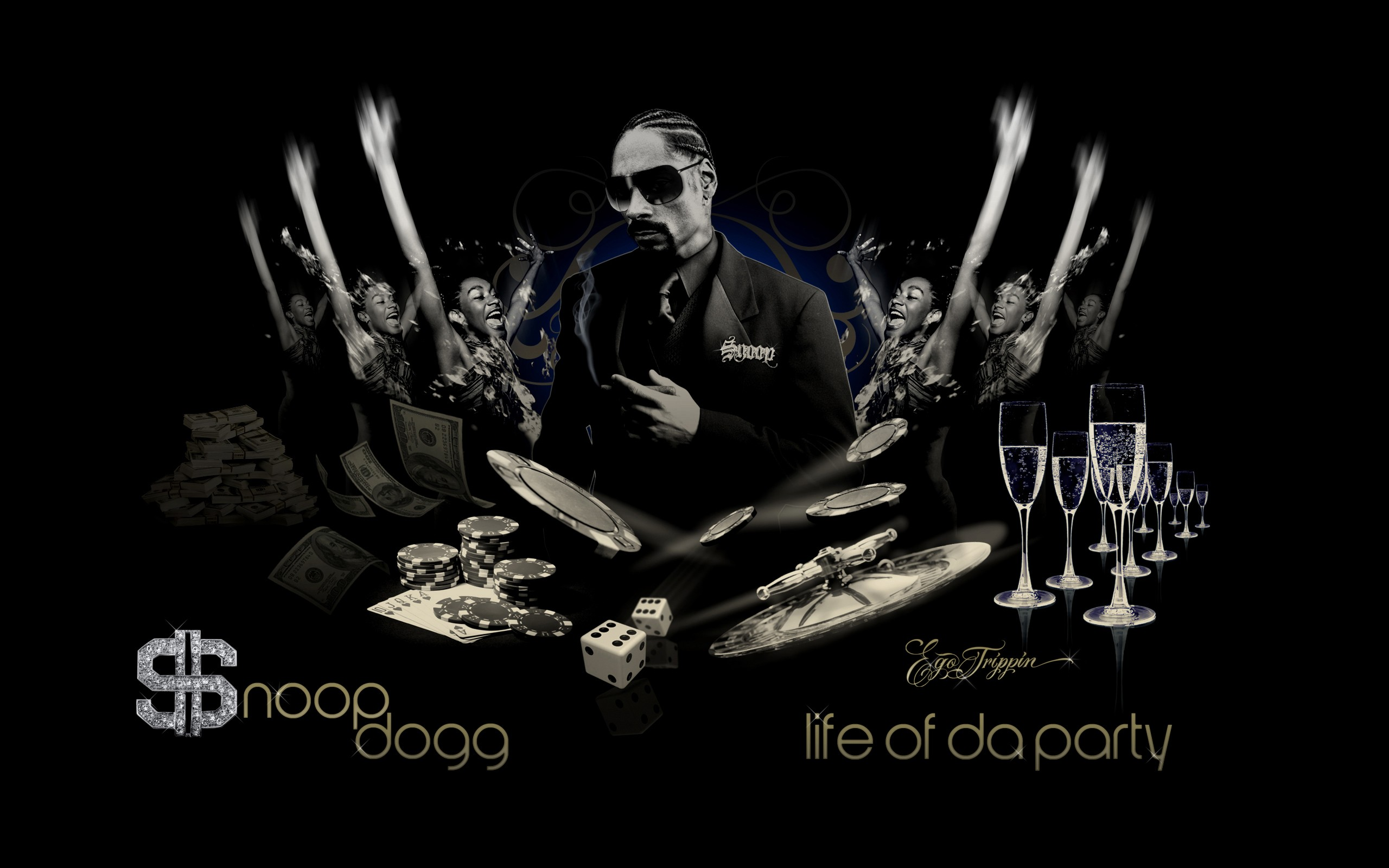 Dogg Wallpapers Gangsta Life Snoop HD 2560x1600
