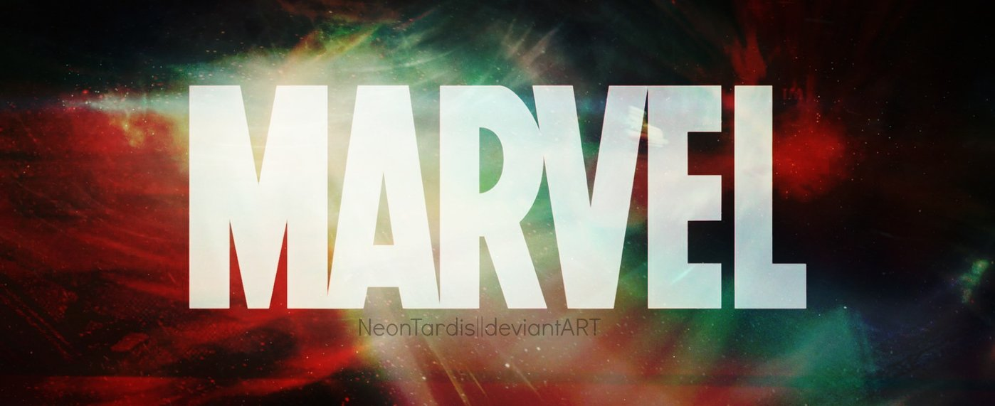 Marvel Logo Wallpaper 1398x571