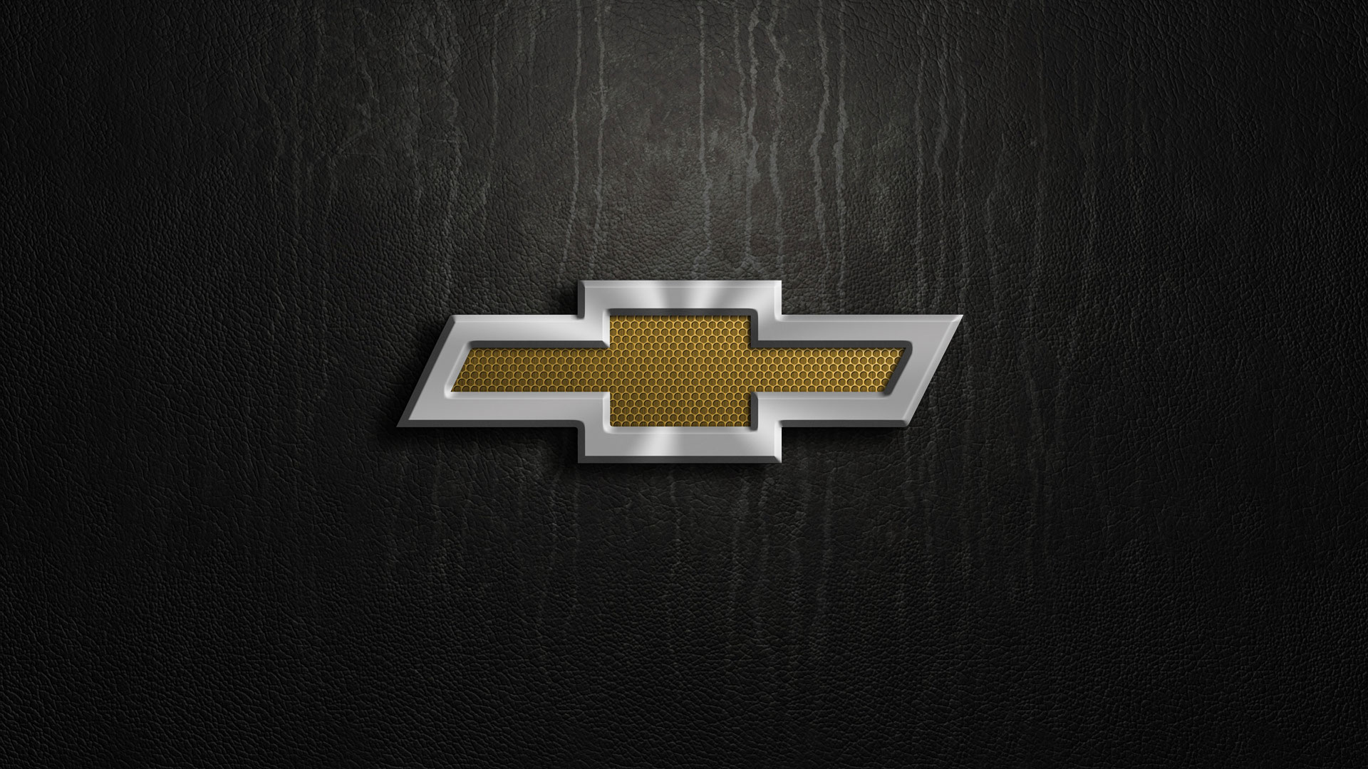 Wallpaper 1 of 1   Chevrolet Leather 2014 Logo HD Wallpapers 1920x1080