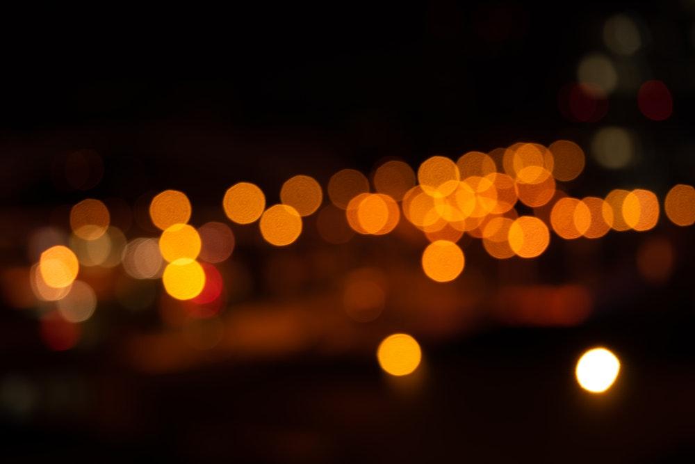 bokeh lights wallpaper 1000x667