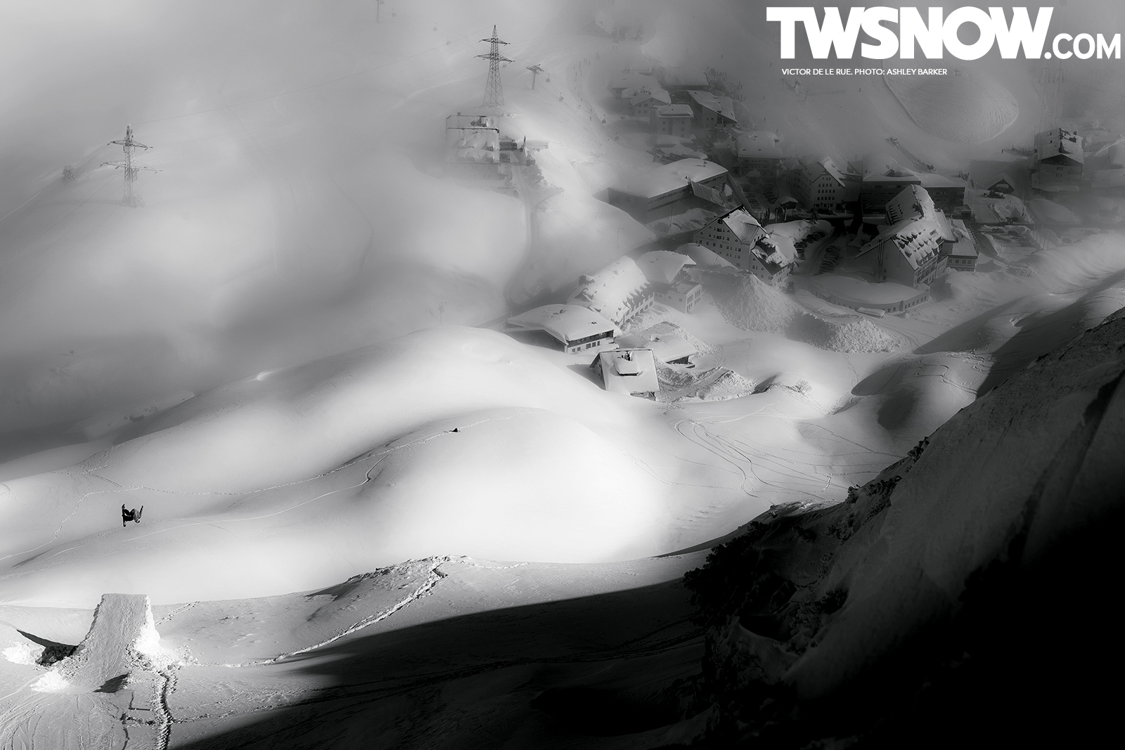 Wallpaper Wednesday Life in Black and White TransWorld SNOWboarding 1600x1067