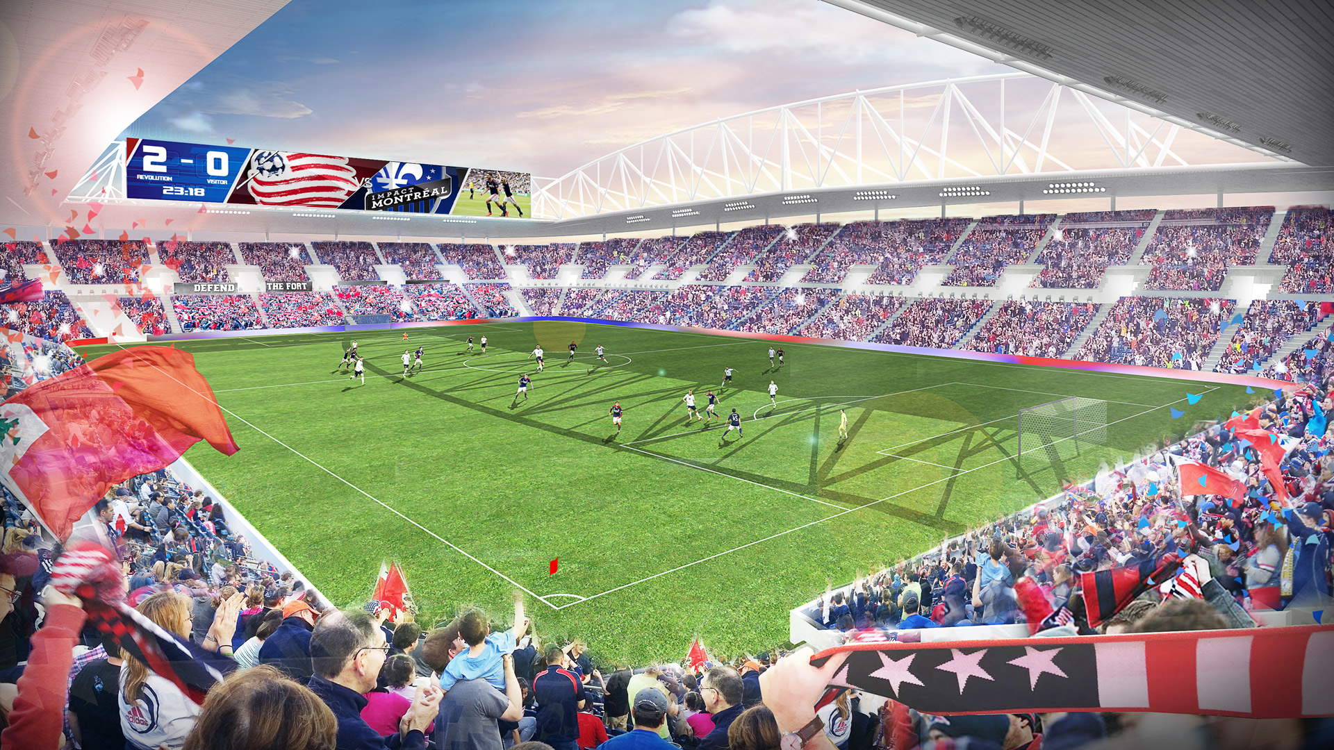 Boston Soccer Specific Stadium For Revolution Still Discussed 1920x1080