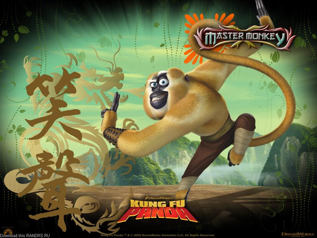 Monkey screensavers 1024x768