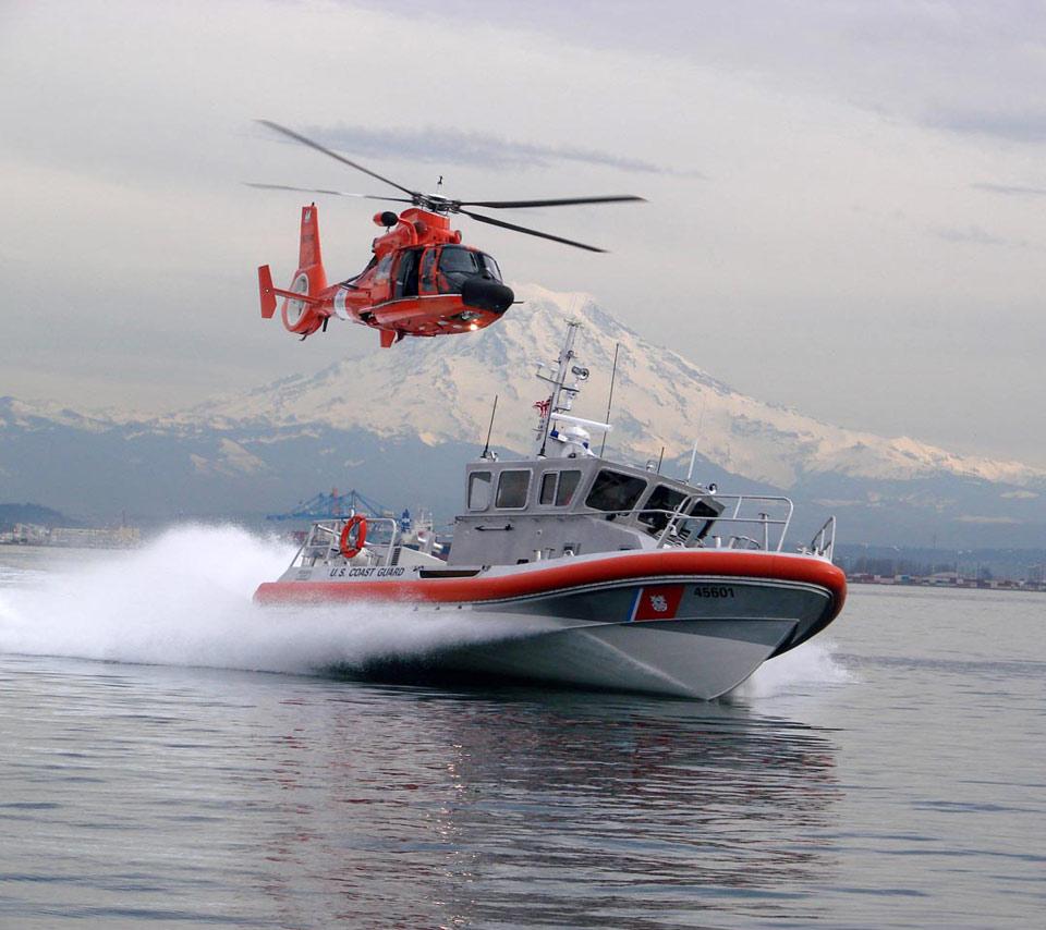 Sexy coast guard picture